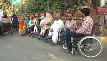 PAKISTAN DISABLED PERSONS DAY
